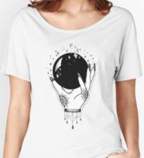 Camiseta ancha Bola de cristal