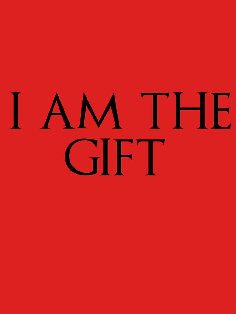I am the gift by chocninja123