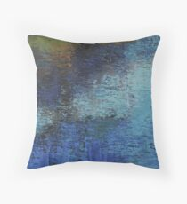 From the Sky in Acrylic Throw Pillow