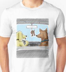 Doggie Air Freshener - doggone true Slim Fit T-Shirt