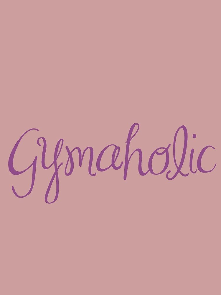 Gymaholic by fitnessfun
