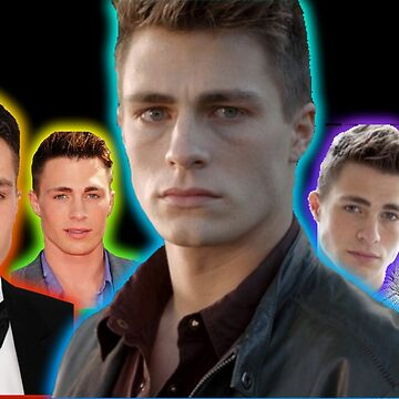 Lots of Colton Haynes by mustang1