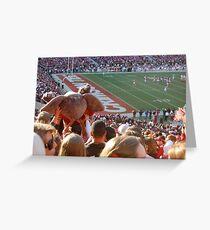 Big Al - University of Alabama Greeting Card