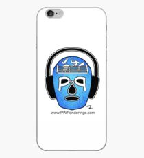 Lucha On The Brain iPhone Case
