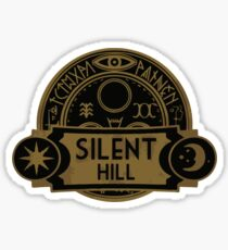 Pegatina SILENT HILL WELCOMING