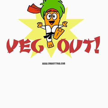 Carrotty Kid: Veg Out by Fanton