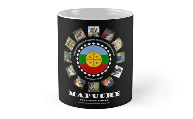 mapuche 1 by vakta