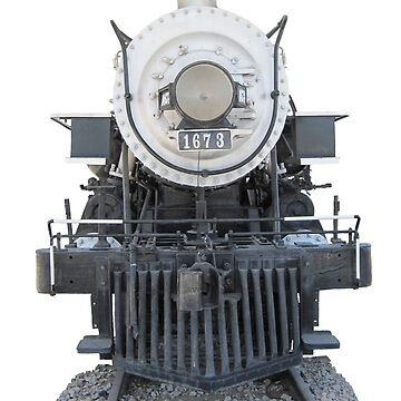 Steam Locomotive by DAdeSimone