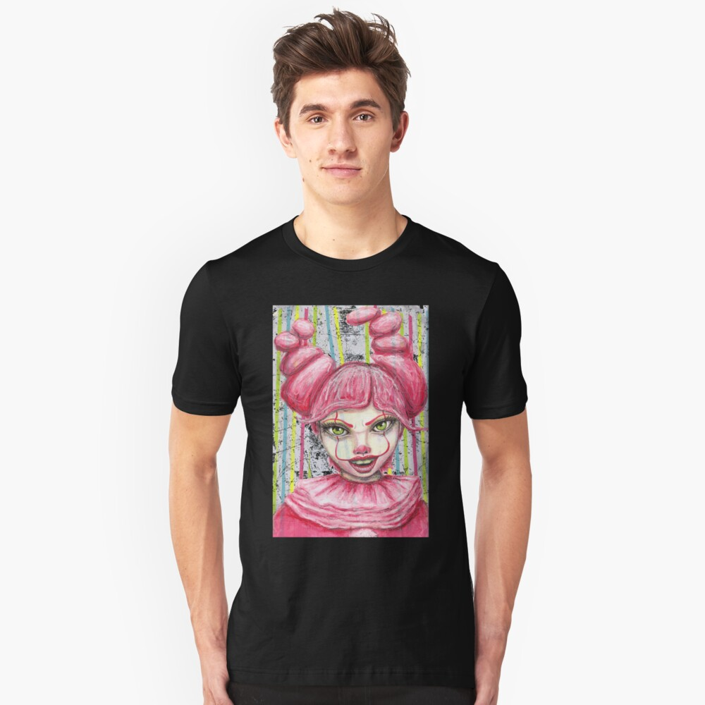 """If """"It"""" Had A Daughter Slim Fit T-Shirt"""