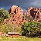 Cathedral Rock, Sedona, AZ (US) by Barb White