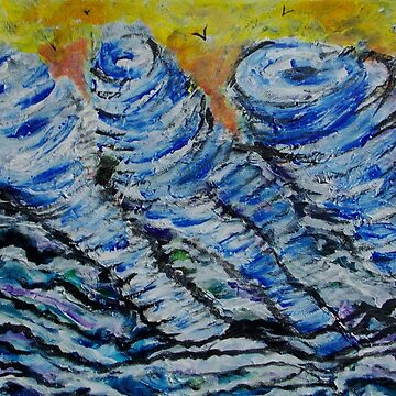 Water Spouts by ditempli