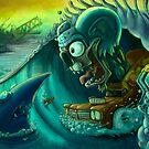 Drop Bear Apocalypse by trickmonkey