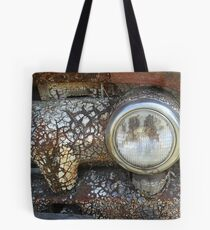 Dry Eye Tote Bag