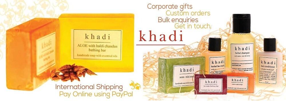 Khadi India - Buy Khadi Herbal & Natural Products by julianburnside2