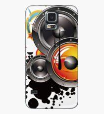 Altavoz música  Case/Skin for Samsung Galaxy