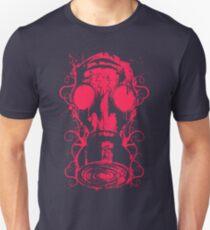 Camiseta ajustada Bubblegum Gasmask