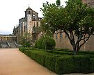Convent of Christ - Tomar,  Portugal by T.J. Martin