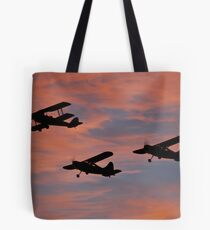 Flypast Tote Bag