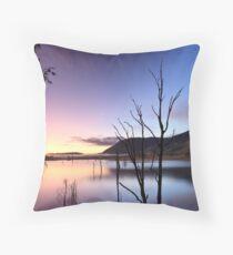 Lake Somerset Dawn Throw Pillow