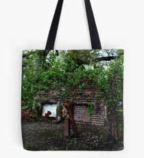Overgrown But Not Forgotten Tote Bag