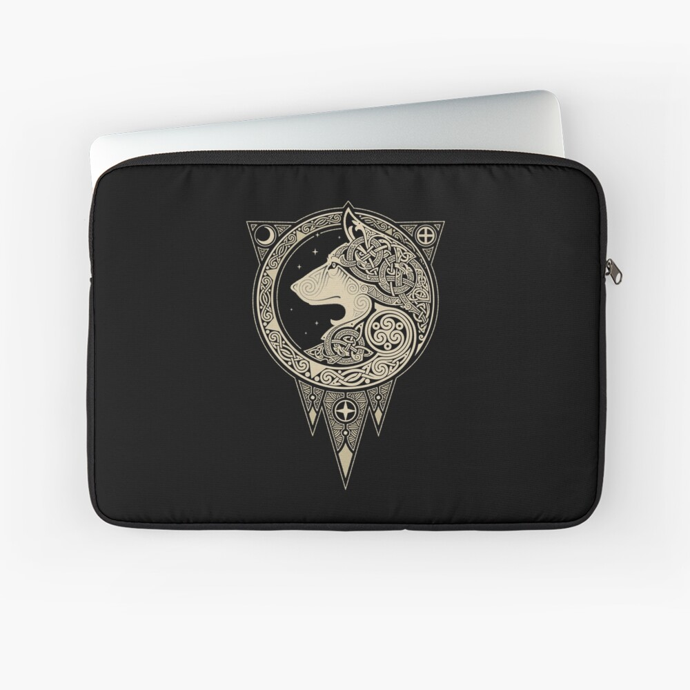 NORSE ULV Laptop Sleeve Front