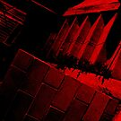 "Frightful Night - ""Enter at Your Peril."" by Jennifer  Gaillard"