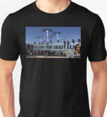 The New Arrivals Unisex T-Shirt