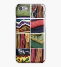 16 Fabrics iPhone Case/Skin