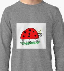 The ladybird of happiness Lightweight Sweatshirt