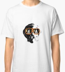 Half Man Clear Classic T-Shirt