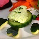 Green Peas Mousse 4 Fingerfood by SmoothBreeze7