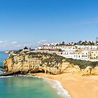 Hot and Beautiful Carvoeiro - Because You Need a Vacation in the Sun by Georgia Mizuleva