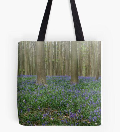 Hallerbos Blues Tote Bag