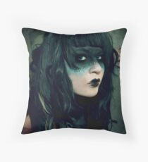 Drawing You In Throw Pillow