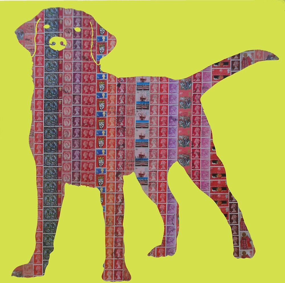Red Dog by Gary Hogben