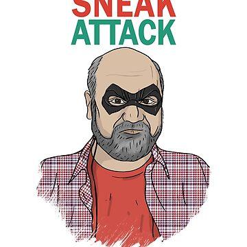 Sneak Attack by mattskilton