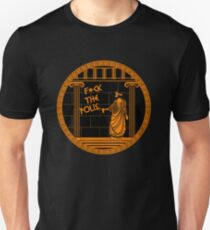 F*ck the Polis Unisex T-Shirt