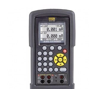 DMC-1410 Documenting Multi-Function Calibrator by technicalsys