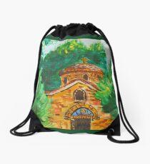 Bulgarian Orthodox Church Drawstring Bag