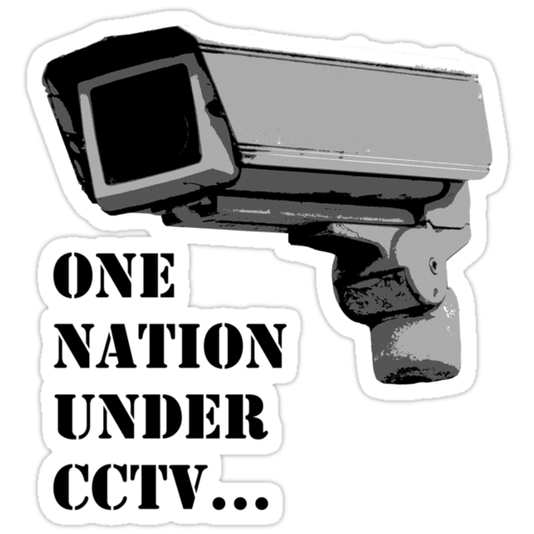 One nation Under CCTV by Jordan  Young