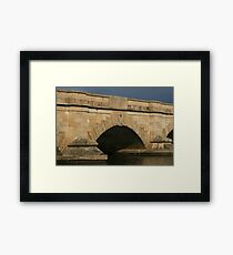 Ross Bridge, Tasmania Framed Print