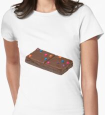 brownies Women's Fitted T-Shirt