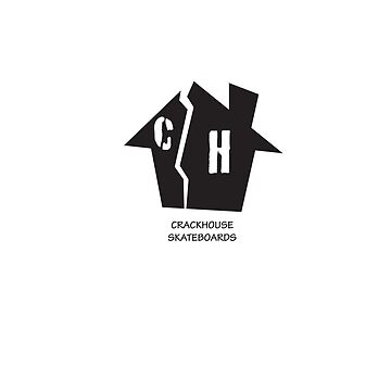 crackhouse skateboards co by paulv