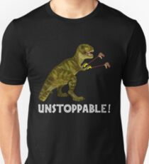 Tyrannosaurus Rex with Grabbers is UnStoppable 2 T-Shirt