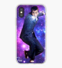 Ten In Stars iPhone Case
