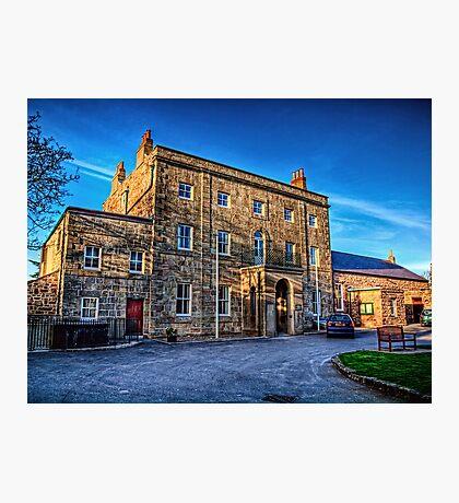 The Island hall - Alderney Photographic Print