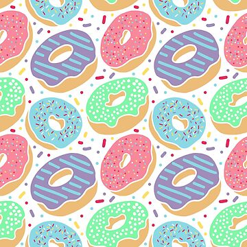 Fancy Donuts by TeeVision