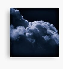 Clouds #24 Canvas Print