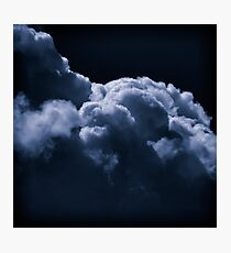 Clouds #24 Photographic Print