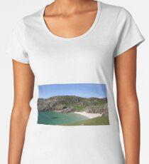 Glorious Achmelvich, Assynt Women's Premium T-Shirt